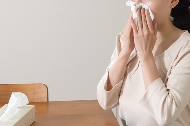 鼻の周りのカサカサ&ヒリヒリ、1番の対策は?