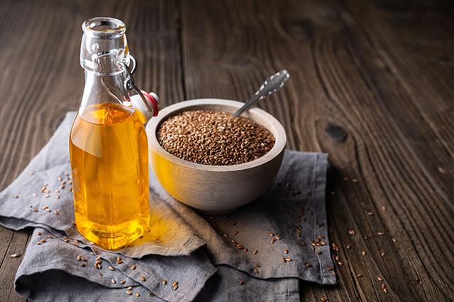 亜麻仁油・えごま油などのオメガ3脂肪酸系の油