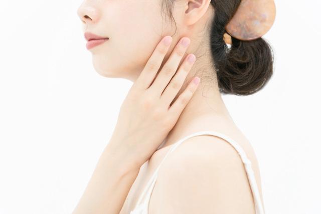 アレルギーによる肌荒れを抑える