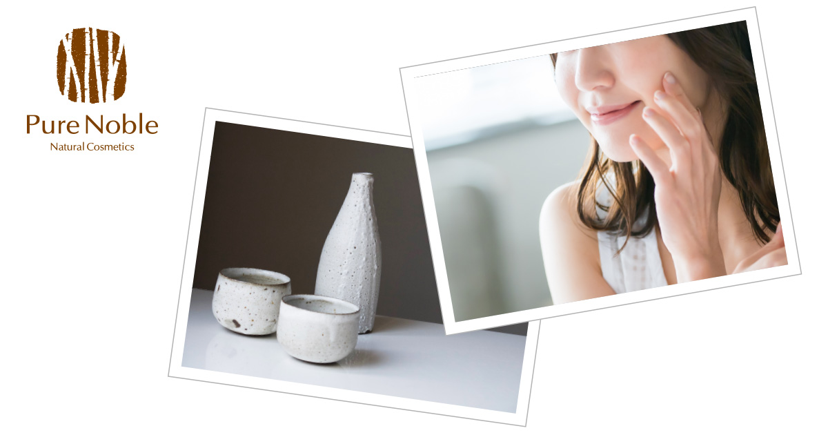 日本酒の美容効果に注目!飲むと美肌になれるって本当?