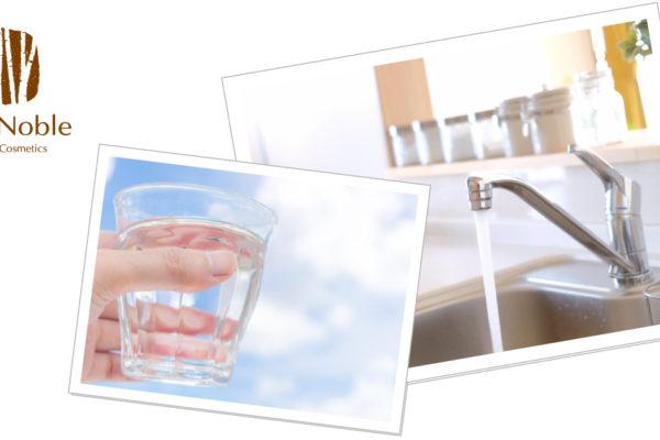 水道水ってそのまま飲んでも大丈夫?塩素の害って肌や体にないの?