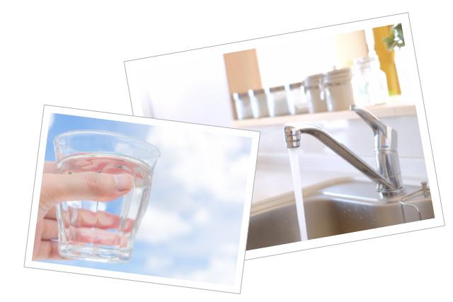水道水をそのまま飲むのは安全?健康や肌に害とかないの?
