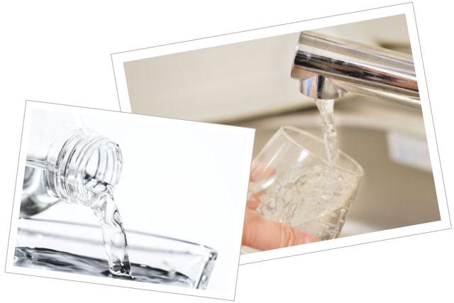 どうして水道水を浄水器にかけるのか?