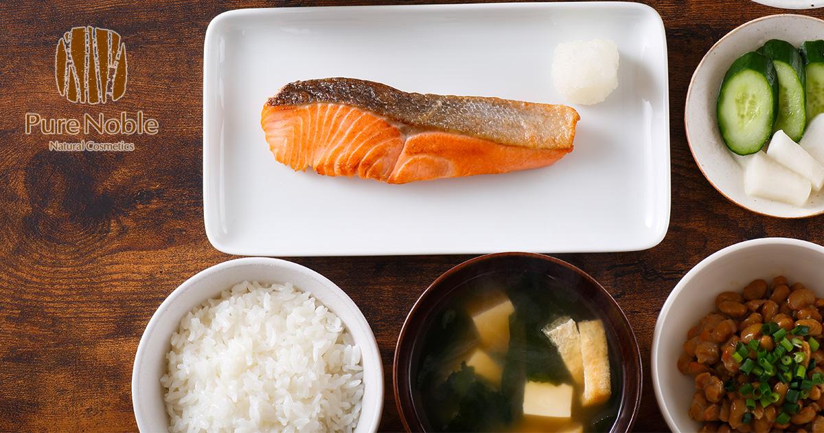シワに効く食べ物5選!最新データから見たシワを改善する食品って?